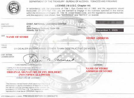 ffl license