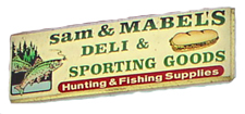 sam & Malel's Deli & Sporting Goods, Port Jervis, NY