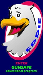 Eddie Eagle, Eagle Pac, Logo with link